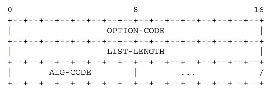 Рисунок 1 - Как каждый параметр определяется в RDATA OPR RR