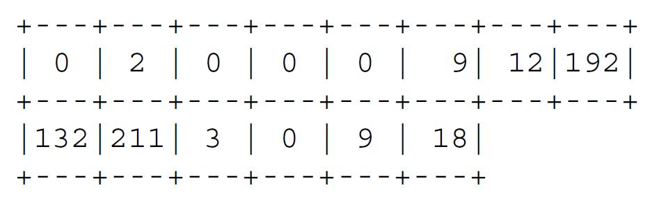 Рисунок 6 - Пример DUID-EN