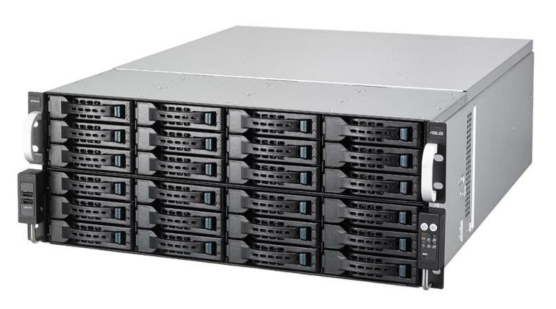 Сервер хранения данных ASUS RS540-E8-RS36-ECP