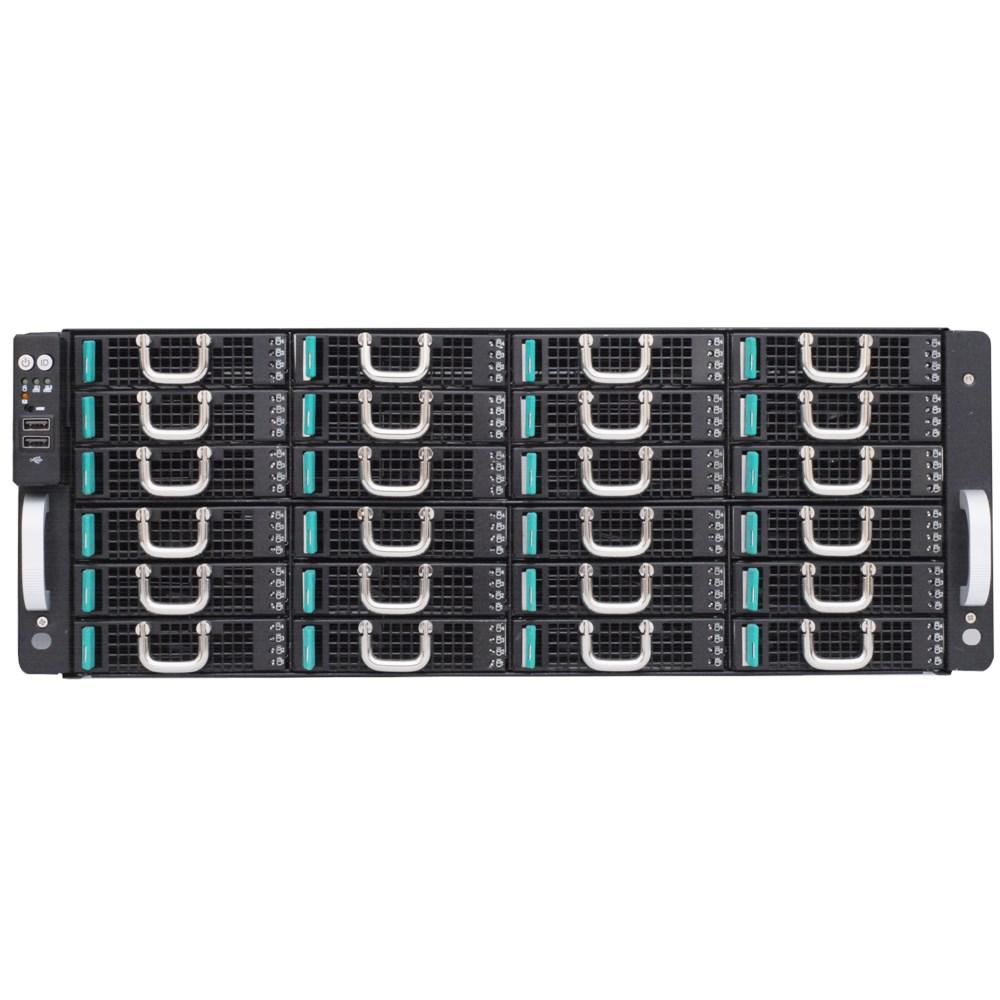 Сервер хранения данных ASUS S4096Z - вид спереди