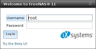 Введите пароль root