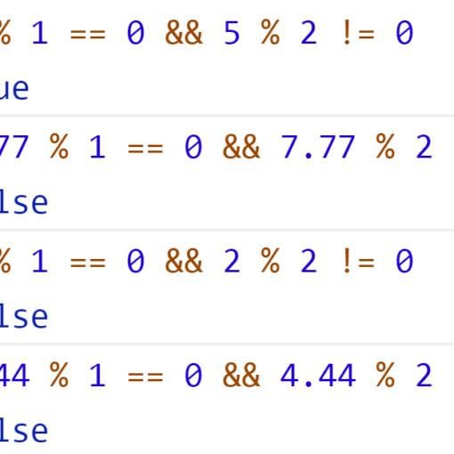 Два условия проверки на нечётное - JavaScript