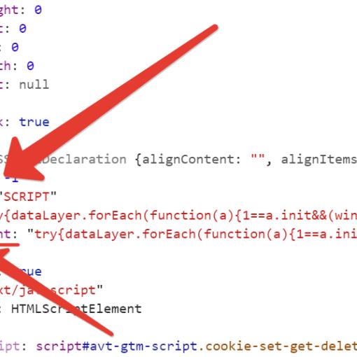 Ключи text и textcontent - JavaScript