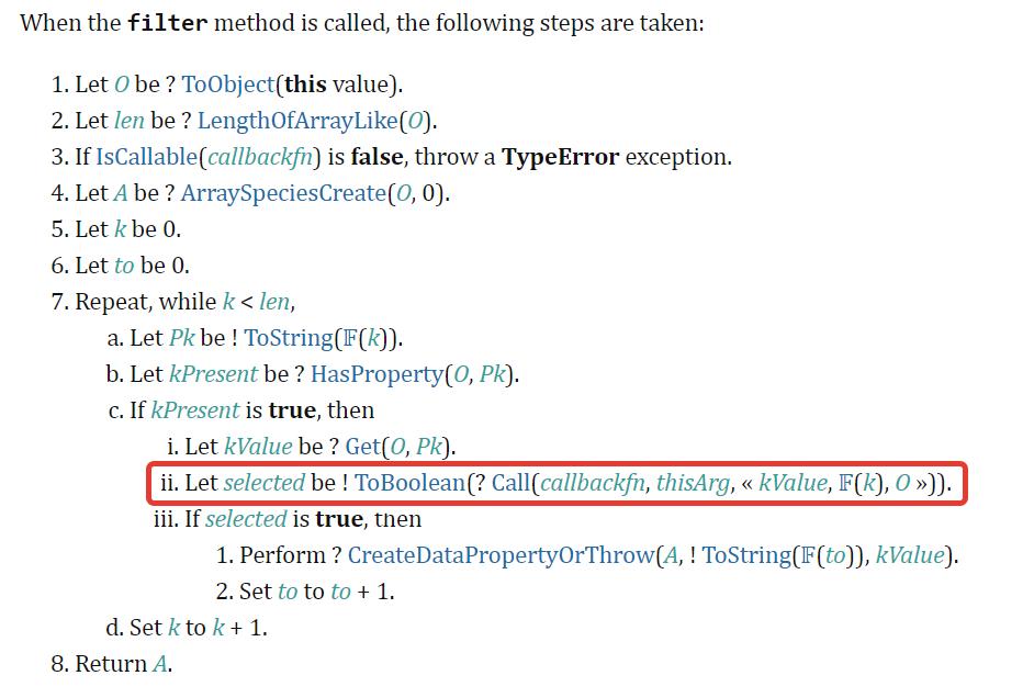 Логика приведения к логическому типу внутри метода filter - JavaScript