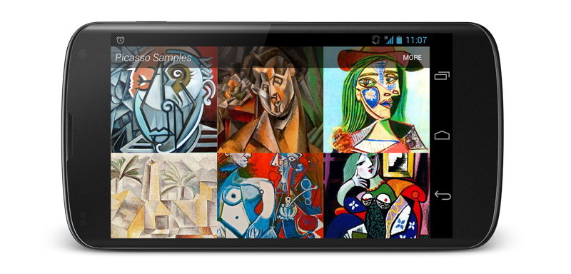 Picasso для Android