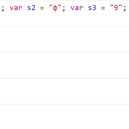 Проверка возможности приведения символа к цифре - JavaScript
