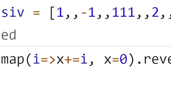 Сложение чисел в массиве на базовых методах языка - JavaScript