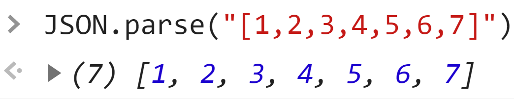 Строку превратили в массив - JavaScript