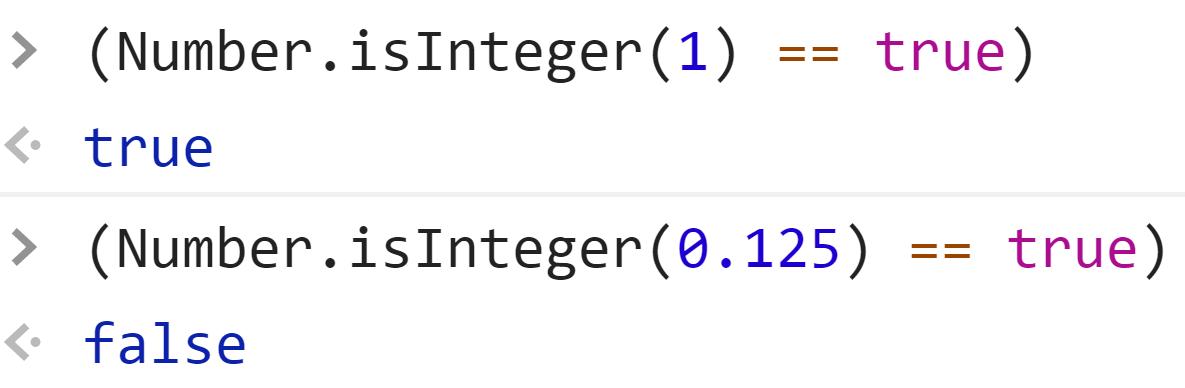 Является ли число целым - JavaScript